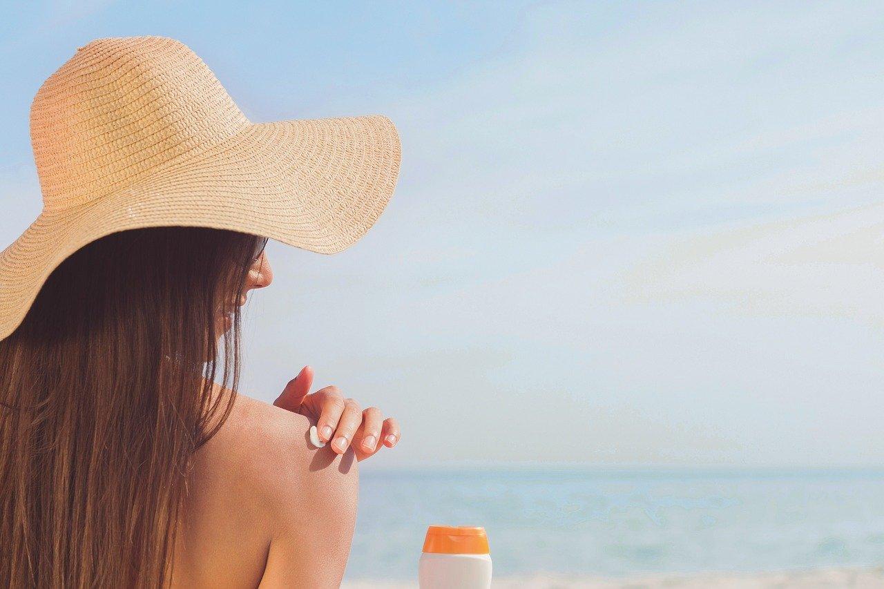 kosmetyki brązujące - nie tylko na plażę